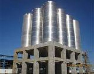 سازنده مخازن الومینیومی سیلو و پتروشیمی و مخازن تحت فشار آلومینیومی