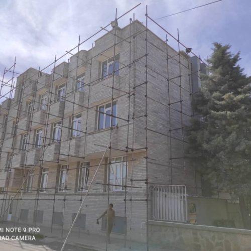 تخریب خاکبرداری ساختمان  کمترین زمان درفقط در تبریز