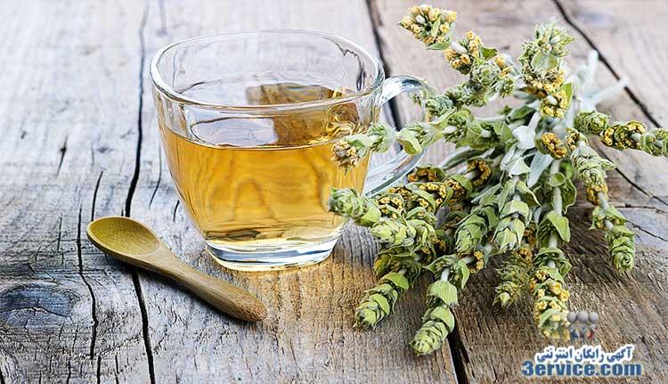 خواص چای کوهی