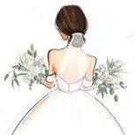 گلفروشی و گل آرایی ماشین عروس