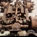کلیه قطعات زیر و بندی بنز فابریک 2624 ده چرخ 10تن