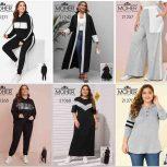 لباس زنانه سایزبزرگ با کیفیت و قیمت مناسب