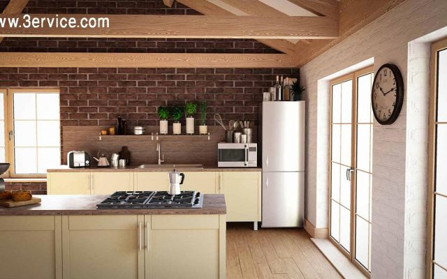 پیشنهاداتی ساده اما موثر در به روز نمودن دکوراسیون آشپزخانه قدیمی